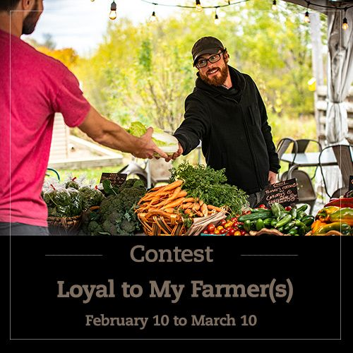 Contest : loyal to my farmer(s)